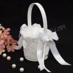 Decoration de panier pour mariage