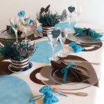 Decoration table de fete pas cher