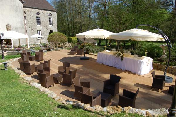 reception mariage oise le mariage. Black Bedroom Furniture Sets. Home Design Ideas