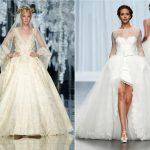 Modele de robe de mariée 2016