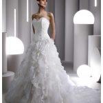 Robe de mariée pas blanche