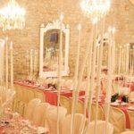 Les salles de mariage