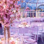 Salle de mariage princesse