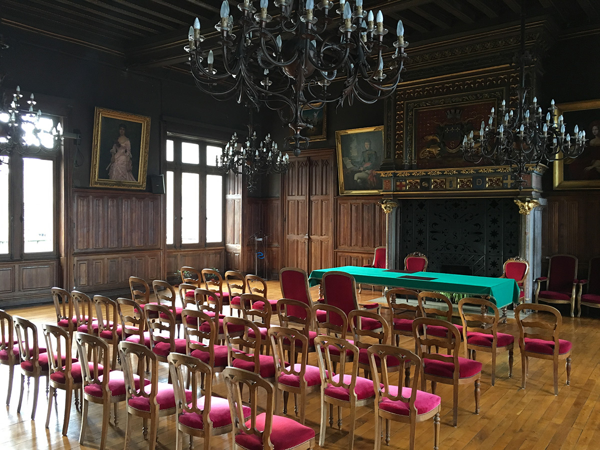 salle mariage saumur le mariage