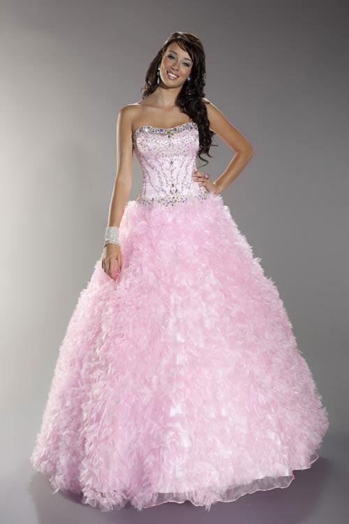 Robe de soiree princesse fille