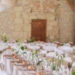 Decoration salle mariage pas cher