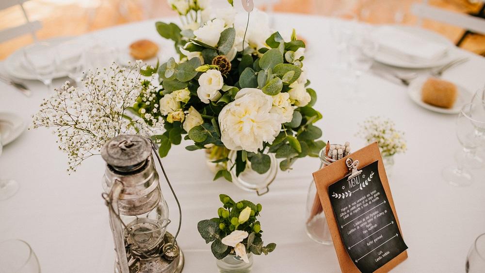 Prix d coration mariage le mariage - Deco table champetre pas chere ...