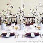 Idée centre de table mariage pas cher