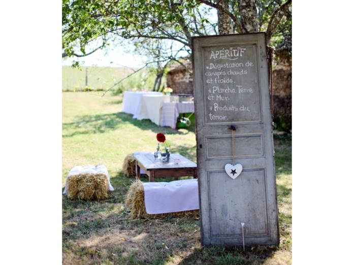 Deco champetre pas cher le mariage - Mariage champetre deco ...
