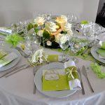 Deco table anniversaire de mariage