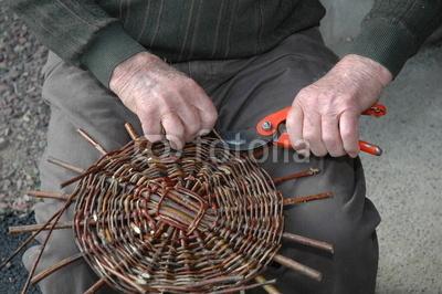 Fabrication panier en osier le mariage for Ou trouver des paniers en osier