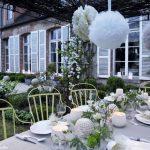 Idée de décoration de table pour mariage