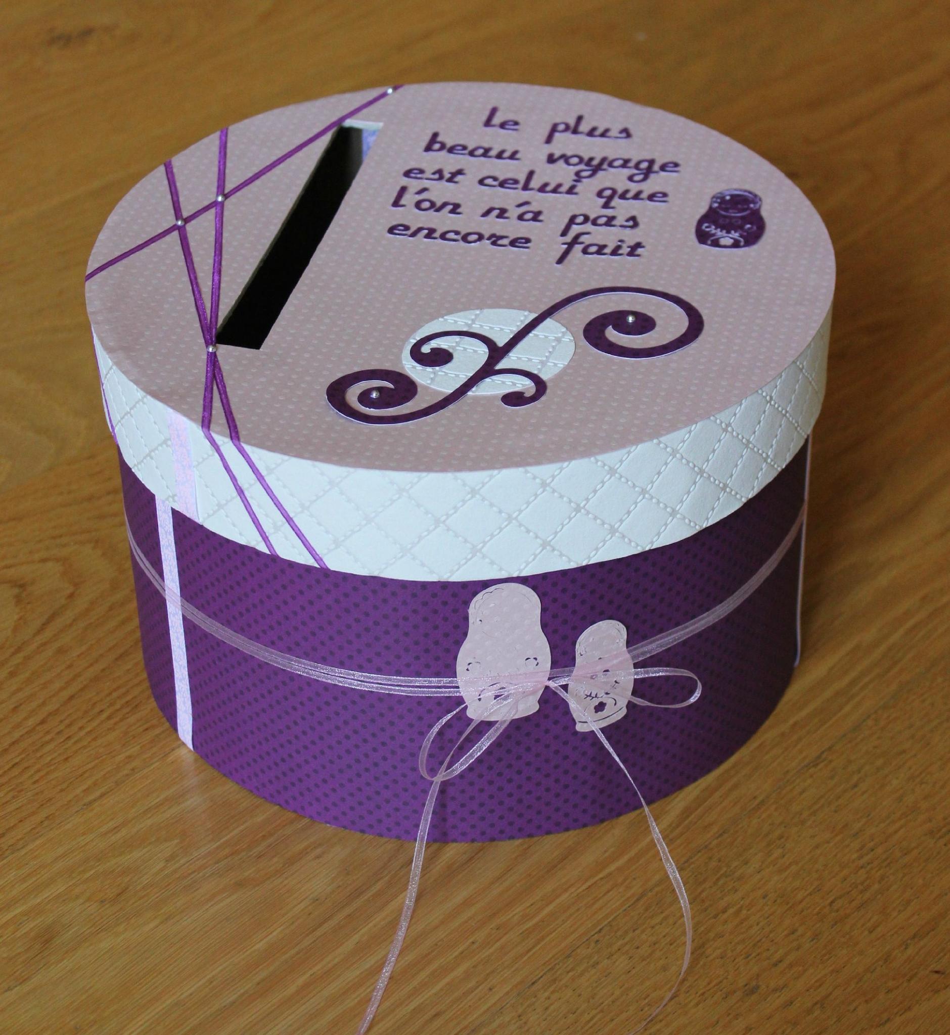 Célèbre Idée d urne pour anniversaire - Le mariage ZS61