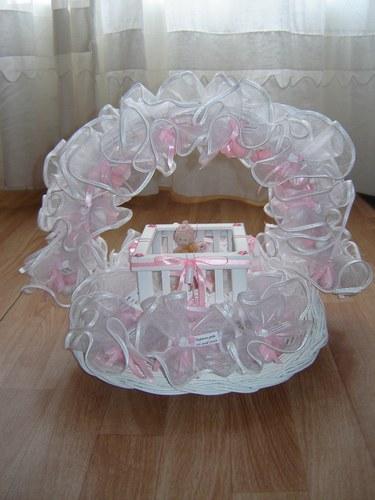 deco panier drag es le mariage. Black Bedroom Furniture Sets. Home Design Ideas