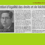 Mariage article