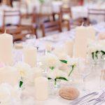Mariage décoration de table