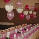 Deco mariage rose et blanc