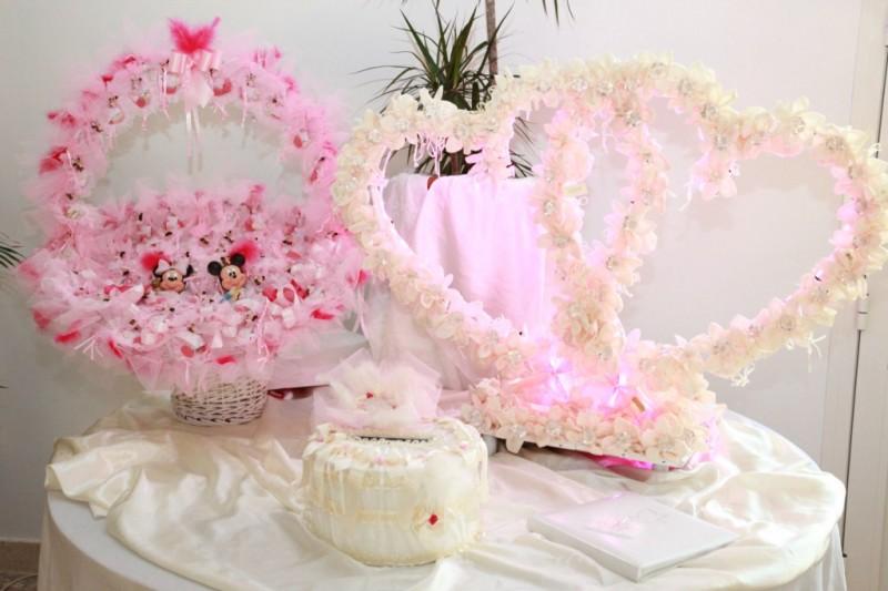 Decoration panier en osier pour mariage for Decoration osier pour jardin