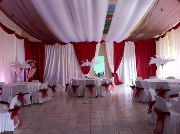 D coration salle de mariage le mariage for Decoration de mariage