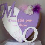 Boite urne pour mariage