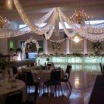 Décoration salle mariage plafond