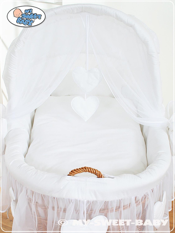 Panier osier bebe le mariage for Ou trouver des paniers en osier