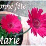 Marie fete