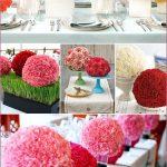 Boule decoration mariage