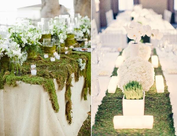 Deco table champetre pas chere le mariage - Decoration de table de mariage champetre ...