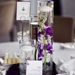 Decoration centre de table pour mariage