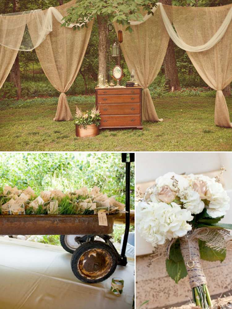 rustic wedding decorations cheap deco mariage champetre vintage le mariage 7212