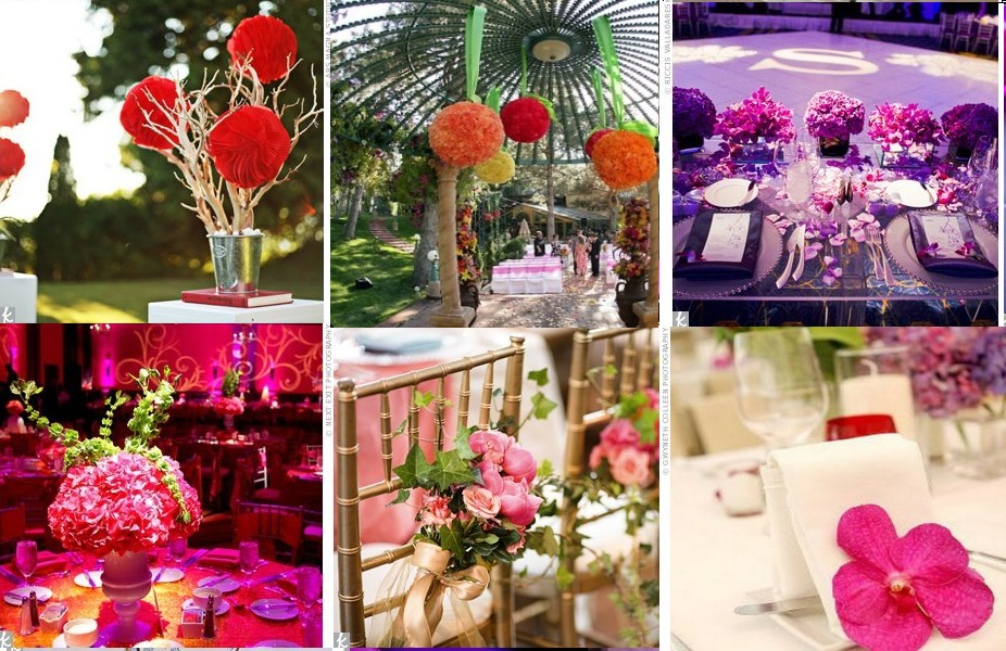 Salle mariage decoration le mariage - Idee deco salle mariage ...