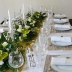 Deco table anniversaire mariage