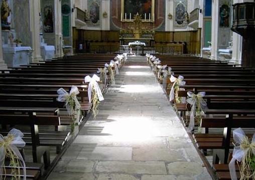 Décoration église mariage pas cher Le mariage