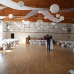 Décoration de salle pour mariage pas cher