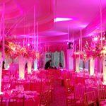 Decoration mariage salle
