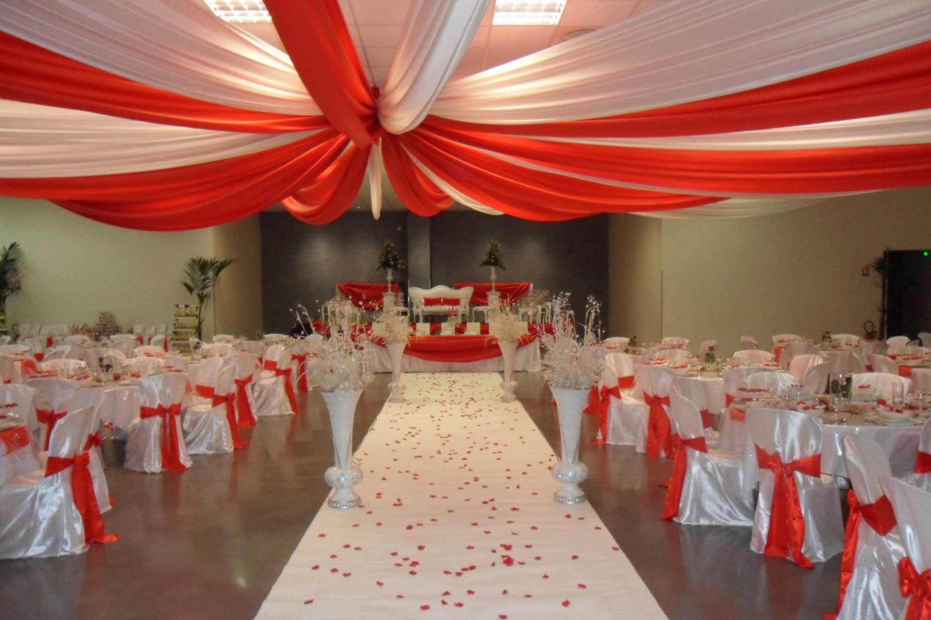 decoration mariage le mariage