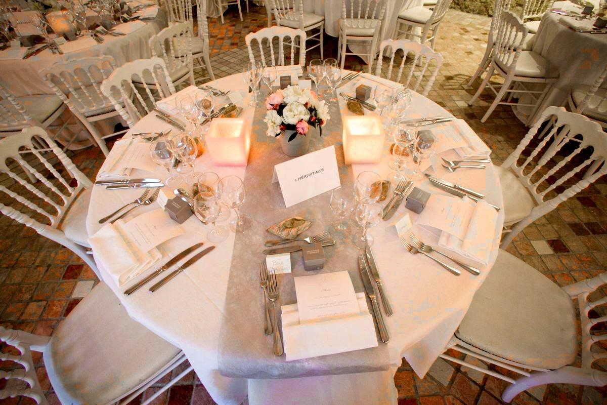 Decoration De Table Mariage Simple