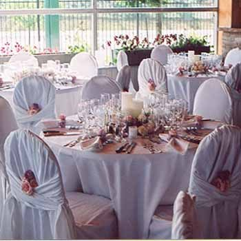 D coration des tables de mariage le mariage for Decoration table mariage