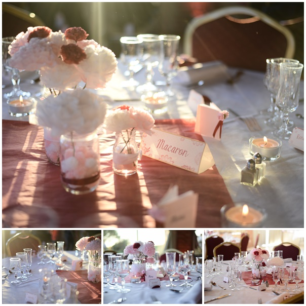 Super Deco mariage rose - Le mariage ND31