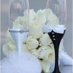 Decoration verre pour mariage
