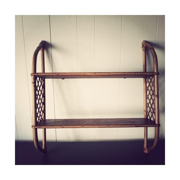 etagere osier le mariage. Black Bedroom Furniture Sets. Home Design Ideas