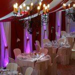 Décoration salle des fêtes mariage