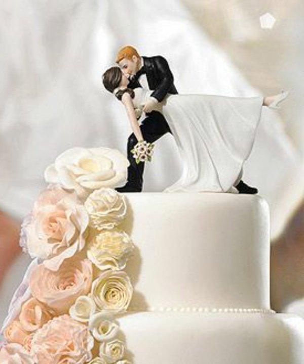 figurine gateau mariage fleurs1 Résultat Supérieur 100 Nouveau Decoration Gateau Mariage Photos 2018 Phe2