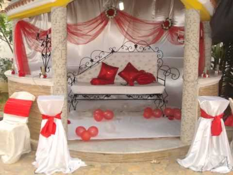 decoration salle de fete le mariage. Black Bedroom Furniture Sets. Home Design Ideas