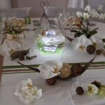 Decoration salle mariage theme nature
