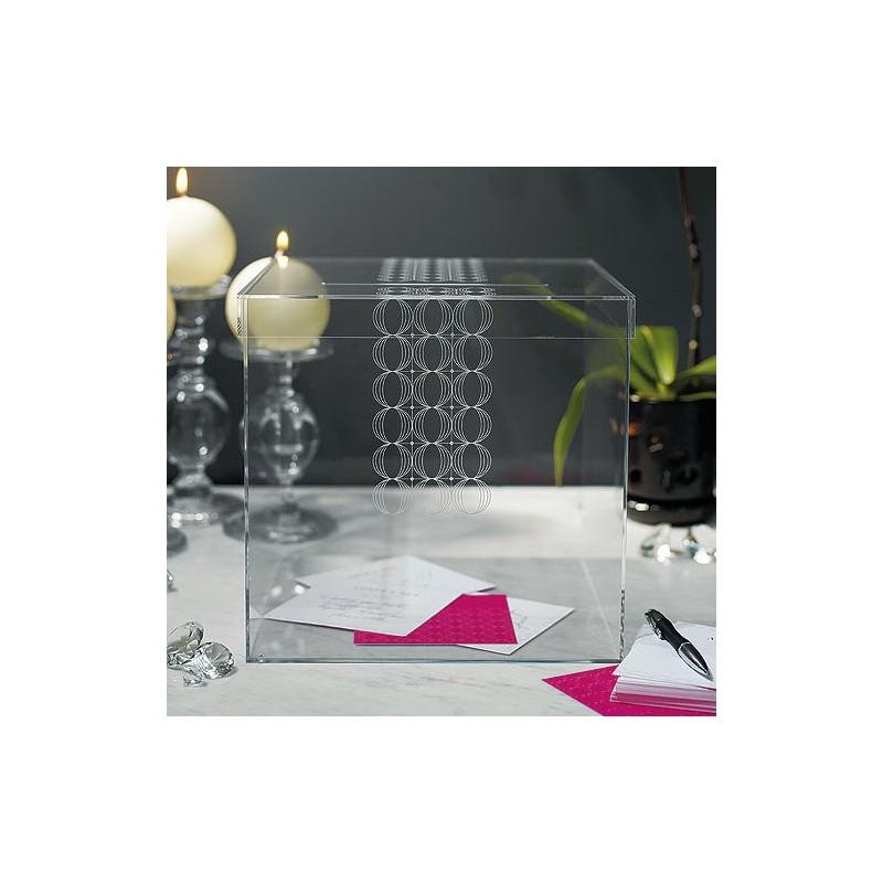 urne plexiglas pas cher le mariage. Black Bedroom Furniture Sets. Home Design Ideas