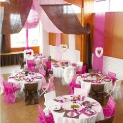 decoration salle mariage pas cher le mariage. Black Bedroom Furniture Sets. Home Design Ideas