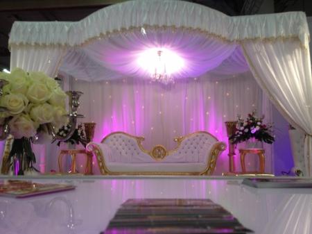 decoration fauteuil mariage le mariage