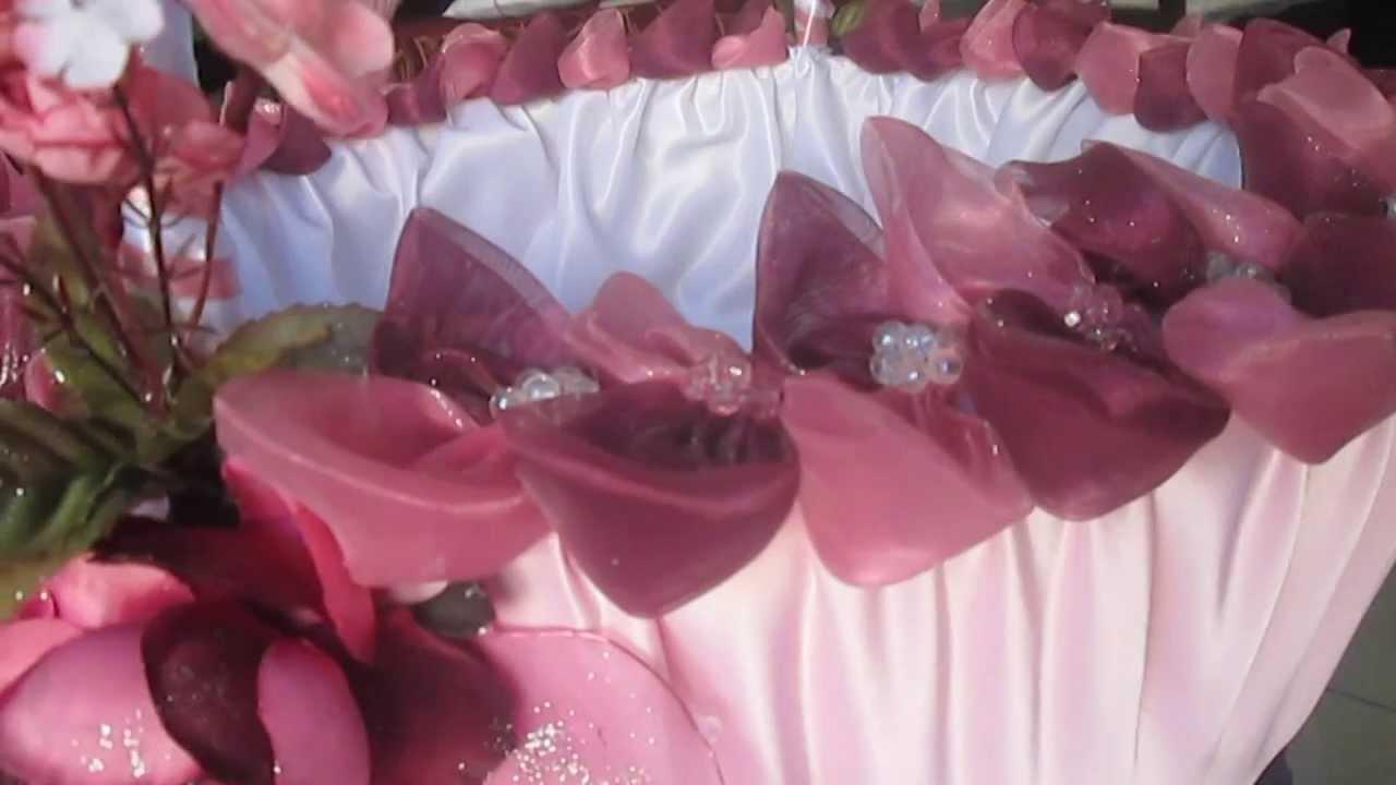 Decoration panier de mariage le mariage - Trouver un theme de mariage ...